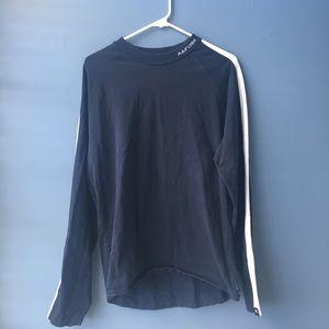 Men's vintage long sleeve Abercrombie shirt
